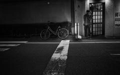 街角自転車 #33