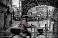 街角自転車 #72