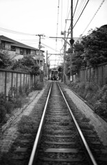 日常の風景〜電車と人