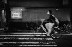 街角自転車 #34