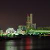 新磯子町 工場夜景