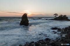 2018年3月1日立石公園夕景 #3