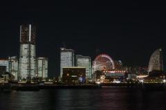 TOWERS Milight~みなとみらい21 オフィス全館ライトアップ