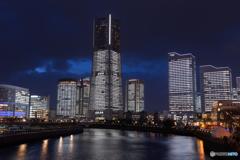 TOWERS Milight~みなとみらい21 オフィス全館ライトアップ~ #6