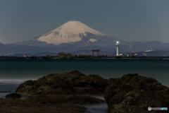 2017年2月11日 森戸海岸夜景 #4