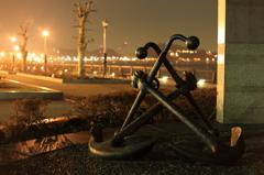 港町の象徴?