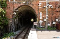 トンネル風景 #1