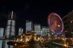TOWERS Milight~みなとみらい21 オフィス全館ライトアップ4