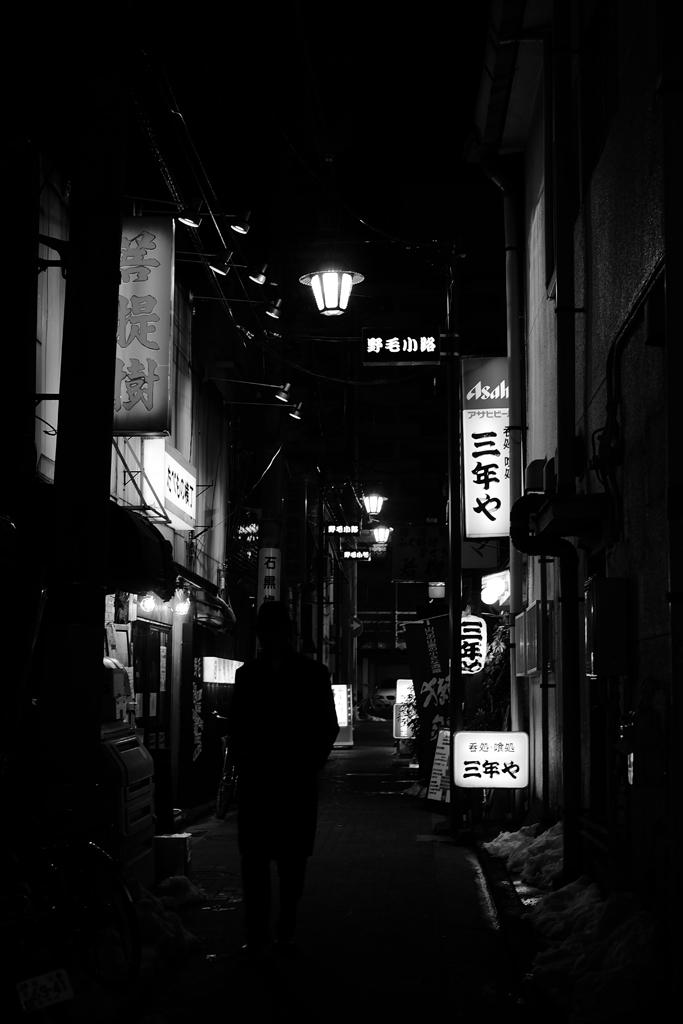 Back alley of Yokohama 11