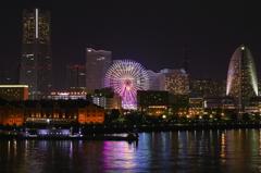 お正月の横浜散策 夜編2