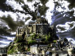 天空の城 頂きの楽園 モン=サン・ミッシェル