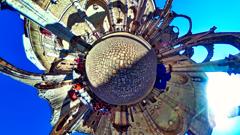 カルモ教会 廃墟の聖堂 リスボン シータver