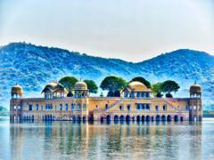 ジャルマハル 水の宮殿