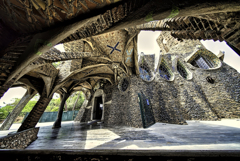 World Heritage Colonia Guell Church