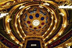 リセウ大劇場 空間証明の表意