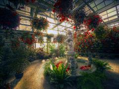 斜陽の庭園 - Garden of sunset