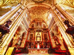 メスキータ -コルドバ カトリック司教座聖堂