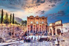 エフィス古代図書館の神聖