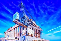 ギリシャ 歴史の始まる場所