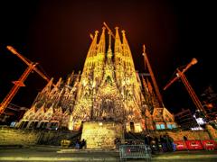 Sagrada Família (サグラダファミリア)