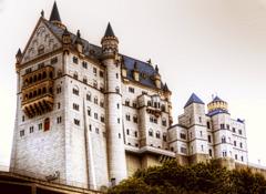 白鳥の城 ノイシュバンシュタイン城