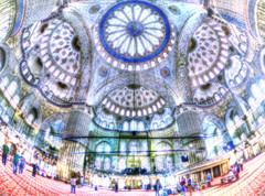 「世界で最も美しいモスク」スルタンアフメト・モスク
