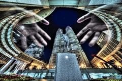 都庁に迫っていた魔の手