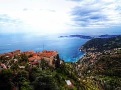 天空都市エズ 鷲の巣の村 南フランスに楽園を求めて・・