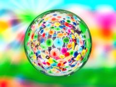 宙光路の傘球体