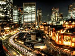 東京楼閣 - 光の奔流