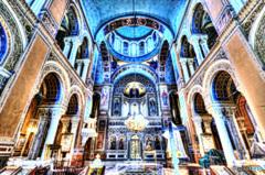 生神女福音大聖堂 (アテネ) = ミトロポリス大聖堂