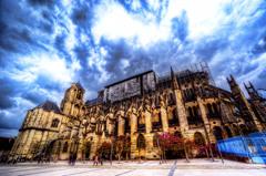 ブールジュ サン=テチエンヌ大聖堂 -仏蘭西