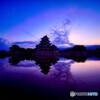 Early Morning  Matsumoto Castle