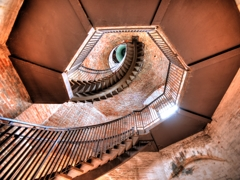 ベローナの螺旋階段