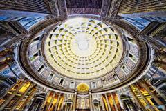 パンテオン -ローマ 歴史遺産