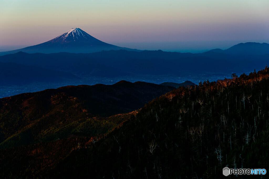 富士に逢いたくて 392