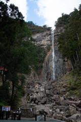 世界遺産の那智の滝