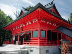 赤城山神社