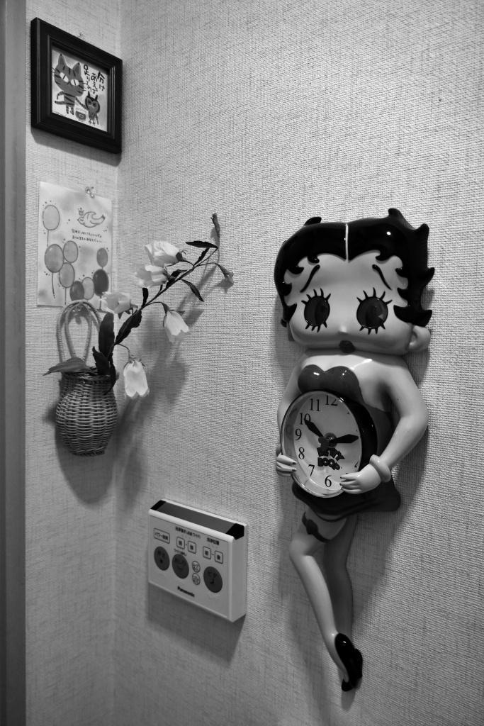 トイレのベティちゃん