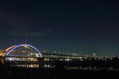 五色桜大橋へ向かって #19