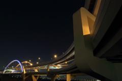 五色桜大橋へ向かって #22