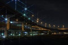 五色桜大橋へ向かって #18