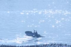 漁船一瞬#2 オッ!