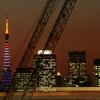 東京タワー・・・木遣橋より