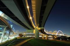 五色桜大橋へ向かって #20