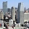 東京タワーの周辺 -1