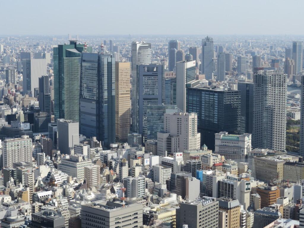 東京タワーの周辺 -3