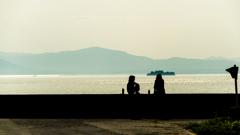 琵琶湖ガールズトーク