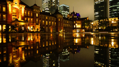 夜の東京散歩
