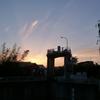 大岡川水門